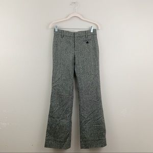 Gap Stretch Gray Wool Trouser Pants